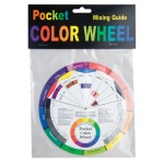 "Color Wheel™ Small Color Mixing Guide: Wheel, 5 1/8"", (model 3501), price per each"