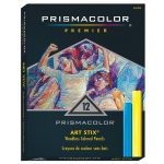 Prismacolor® Art Stix® 12-Color Set: Multi, Stick, Soft