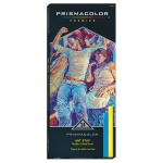 Prismacolor® Art Stix® 24-Color Set: Multi, Stick, Soft, (model AS1953), price per set