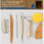 Heritage Arts  Pottery Tool Kit