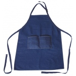 Heritage Arts™ Standard Adult Extra Large Adult Size Denim Artist Apron: Blue, Denim, Adult, (model DAP2536), price per each