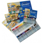 Cray-Pas® Specialist® Oil Pastel 36-Color Set: Multi, Stick, Oil, (model ESP36), price per pack
