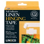"Lineco® Acrylic Self-Adhesive Linen Tape: Mounting, 1 1/4"", (model L5331015), price per each"