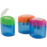Alvin Flip-Top Canister Sharpener 12-Piece Box