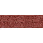 ColorBox® Molding Mats Jumbo Swirl Blocks: Rubber, Molding Mat, (model CS69353), price per each