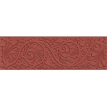 ColorBox® Molding Mat Ornate Border: Rubber, Molding Mat, (model CS69368), price per each