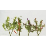Wee Scapes Architectural Model Flower Trees