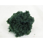 Wee Scapes™ Architectural Model Dark Green Bush Foliage Cluster: Green, 150 sq in, Poly Fiber, Turf, Foliage, (model WS00344), price per each