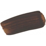 Golden® OPEN Acrylic Paint 2oz. Burnt Umber: Brown, Tube, 2 oz, 59 ml, Acrylic, (model 0007030-2), price per tube