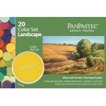 PanPastel® Ultra Soft Painting Pastels Landscape Set: Multi, Pan, Ultra Soft, (model PP30202), price per set