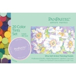 PanPastel Ultra Soft Painting Pastel Tints Set