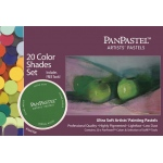 PanPastel® Ultra Soft Painting Pastel Shades Set: Multi, Pan, Ultra Soft, (model PP30206), price per set