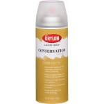 Krylon® Gallery Series™ Conservation Varnish Spray Matte: Matte, 11 oz