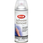 Krylon® Adhesive Remover Spray: 11 oz, Remover, (model K7013), price per each