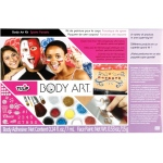 Tulip® Body Art™ Premium Sports Fan Kit: Multi, (model D28844), price per set