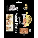 Mona Lisa™ Metal Flakes™ Copper: Metallic, 3 g, (model ML10011), price per each