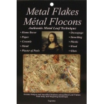 Mona Lisa™ Metal Flakes™ Variegated: Metallic, 3 g
