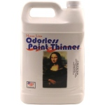 Mona Lisa™ Odorless Thinner 1 Gallon: 1 gal, Solvents