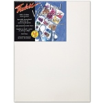 "Fredrix® Artist Series 12 x 12 Watercolor Stretched Canvas: White/Ivory, Sheet, 12"" x 12"", 11/16"" x 1 9/16"", Stretched, Watercolor"