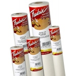 "Fredrix® PRO Dixie 120 x 12yd Acrylic Primed Cotton Canvas Roll: White/Ivory, Roll, Cotton, 120"" x 12 yd, Acrylic, Primed, (model T1027), price per roll"