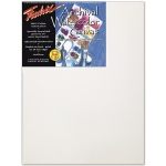 "Fredrix® Artist Series 16 x 20 Watercolor Stretched Canvas: White/Ivory, Sheet, 16"" x 20"", 11/16"" x 1 9/16"", Stretched, Watercolor"