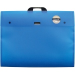 "Dekko Polypropylene Folio 14"" x 18"" Electric Blue: Blue, Polypropylene, 14"" x 18"", (model DK0401), price per each"