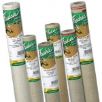 "Fredrix® PRO Series 54"" x 100yd Linen Acrylic Primed Canvas Roll 588 Galicia: White/Ivory, Roll, Linen, 54"" x 100 yd, Acrylic, Primed, (model T10883), price per roll"