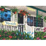 "Royal & Langnickel® Painting by Numbers™ 12 3/4 x 15 3/4 Adult Set Flower Shoppe: 12 3/4"" x 15 3/4"", (model PAL3), price per set"
