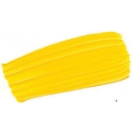 Golden® Fluid Acrylic 1 oz. Diarylide Yellow: Yellow, Bottle, 1 oz, 30 ml, Acrylic, (model 0002147-1), price per each