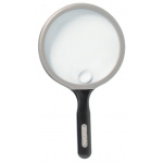 "Ultraoptix 2.5x/6x 5"" General Purpose Magnifier"