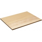 "Alvin® VB Series Drawing Board / Tabletop 31"" x 42"": Brown, Wood, 31"" x 42"""