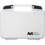 "Artbin® Quick View™ Standard Base 10 1/2"" Carrying Case: Clear, Polypropylene, 10 1/2"", (model 8010AB), price per each"