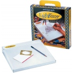 "Artograph® Lightracer™ 10"" x 12"" Light Box: Acrylic, 10"" x 12"", 8-25w, (model 225-365), price per each"