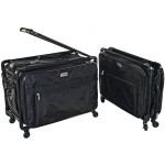 Tutto® Storage on Wheels Extra Large Tote Bag: Black/Gray, Extra Large, (model 9224MA-1XL), price per each