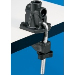 Alvin® Black Clamp: Black/Gray, Clamp, (model C-CLAMP), price per each