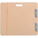 "Heritage Arts™ Artist Sketch Board 23"" x 26"": Brown, 23 1/2"" x 26"", Masonite, Drawing Board, (model SB2326), price per each"