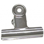"Alvin® Bulldog Clip: Metallic, 3"", (model BCLIP), price per each"