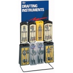 Alvin Drafting Instruments Display