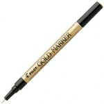Pilot® Metallic Paint Marker Extra Fine Gold: Metallic, Paint, Fine Nib, (model SC-GEF), price per each