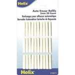Helix® Auto Eraser Refills: Refill, (model H19071), price per pack
