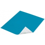 "Duck Tape® Light Blue Tape (Sheet): Blue, Sheet, 8 1/4"" x 10"", Color"