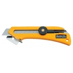 Olfa® Ratchet Lock Package Cutter: Snap Blade, Knife, (model OL-CL), price per each