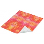 "Duck Tape® Cosmic Tie-Dye Tape (Sheet): Multi, Sheet, 8 1/4"" x 10"", Pattern, (model DT280095), price per sheet"