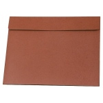 "Star® 17"" x 22"" Expanding Wallet: Red/Pink, Fiberboard, 17"" x 22"", (model E22), price per each"