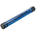 "Alvin® Ice Tubes Blue Storage & Transport Tube – 2 3/4"" I.D. x 25"": Blue, PVC, 2 3/4"" x 25"""