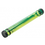"Alvin® Ice Tubes Green Storage & Transport Tube – 2 3/4"" I.D. x 25"": Green, PVC, 2 3/4"" x 25"""