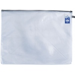 "Alvin® NB Original Series Mesh Bag 18"" x  24"": Assorted, Clear, Mesh, Vinyl, 18"" x 24"", (model NB1824), price per each"