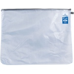 "Alvin® NB Original Series Mesh Bag 20"" x 26"": Assorted, Clear, Mesh, Vinyl, 20"" x 26"", (model NB2026), price per each"