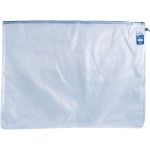 "Alvin® NB Original Series Mesh Bag 23"" x 31"": Assorted, Clear, Mesh, Vinyl, 23"" x 31"", (model NB2331), price per each"