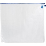 "Alvin® NB Original Series Mesh Bag 24"" x 27"": Assorted, Clear, Mesh, Vinyl, 24"" x 27"", (model NB2427), price per each"